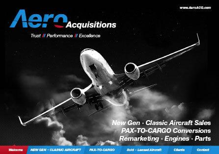 PDF Brochure | PAX Cargo Aircraft | Aero Acquisitions
